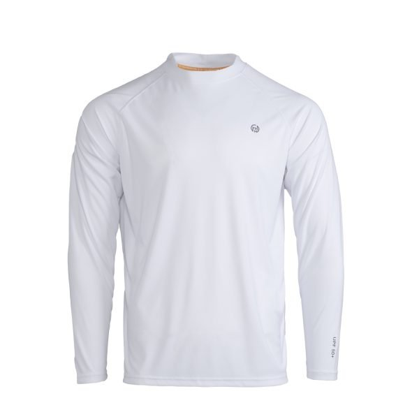 sun protective t-shirt white front